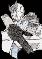 Brothers Ratch and Wheeljack by Scream01