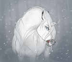Winter storm - DH by VanyCat