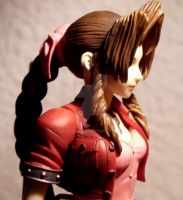 Aerith Gainsborough figure 04 by Vladsnake