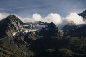 The Alps 3 by gravisher