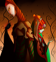 Two Sides by Lenecian9