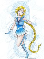 Request: Sailor White Dragon by sailorangel