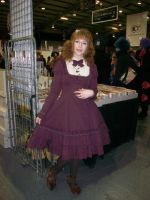 MCM Expo 2011-Lovely loli lady by Hatters-Workshop
