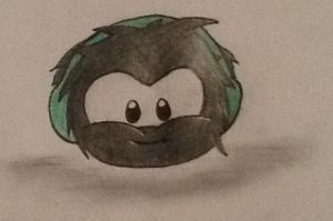 Dubstep Puffle by JodieJuo