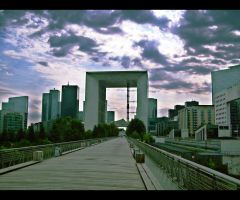 la defense paris 3 by djmx972
