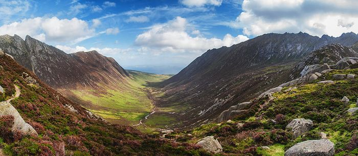 Isle of Arran I by Aenkill