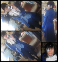 Ciel Cosplay WIP by desideraht