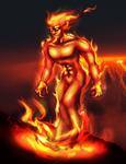 Ifrit by GRAMOTOONS