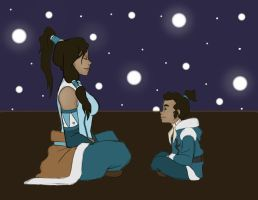 Meditating with Mommy by pistol-paintbrush493
