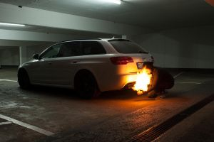 Feuer frei by DimitriBokowPhoto
