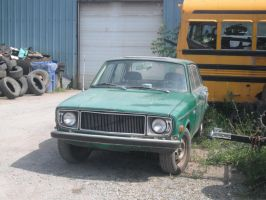 Volvo 142 by Totaler