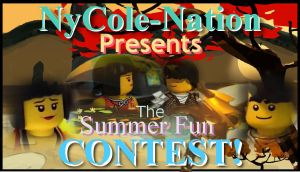 NyCole-Nation Contest Promo by BlueFire795