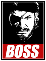 Obey The Boss by sentryJ