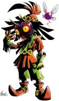 Skull Kid by EpiKfurry