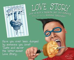 Love Story Comic Ad by Dinuguan