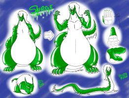 Slurge the Slimeagon - Bio by heartman98