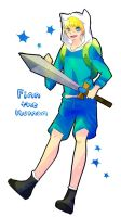 Finn the Human by kkapril