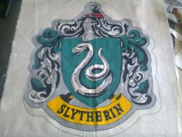 SLYTHERIN by Sick-of-Rainbow