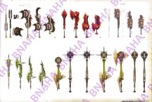 Weapon Page #35 by Bnaha