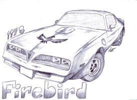 1978 Firebird by Goggles51