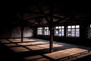 Empty Spaces by StefanJanisch