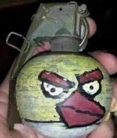 Angry birds by The--Mad--Russian