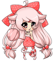 AT: CuteLittleChibi Chii by xAmulet