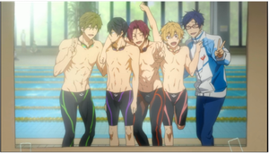 Free! Iwatobi Macro Club by ShinseiKyouto