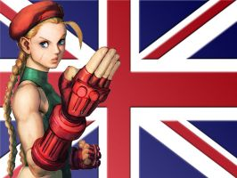Cammy Wallpaper by BadWolf42