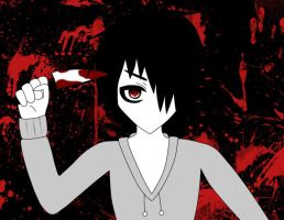 Blood Sugar-Jeff the killer by sakura1806