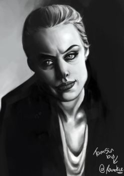 Tamsin by Rawrkie