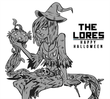 Happy Late Halloween - The Lores by Viruul