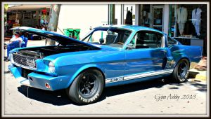Ford G.T.350 by StallionDesigns