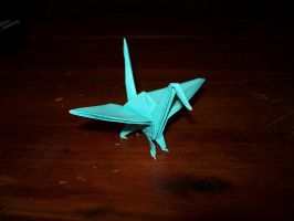 Tira - origami form by HolyCross9