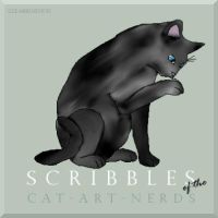 Scribbles - Mascot Contest by ClearBlueSkys