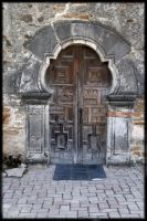 Chapel Door by shawn529