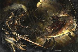 So we meet again... by Trishkell