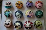 Adventure Time Cupcakes by Alex-Plalex
