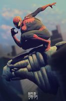 Spider Man by itemb