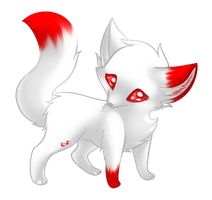 Little Fox by Nai-Alei