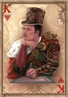 king of Hearts by Vasylina