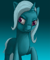 Trixie. by Hagirok