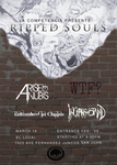 Ripped Souls event flyer by SCsauri