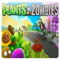 Plants vs Zombies Icon by Sejuhasz