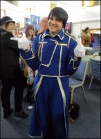 Roy Mustang by MJ-Cosplay