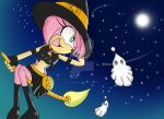 Happy Halloween - Amy the Witch by EliHedgie95