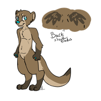 Otter Design by Gear-kind