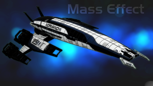 The Normandy | Mass Effect 3 Wallpaper by Niall-Larner