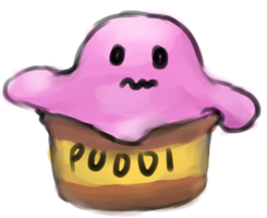 DItto pudding by PsychoticFlare