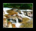 Jackson Falls NH by MariZcreationZ